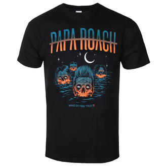 tee-shirt métal pour hommes Papa Roach - Drowning WDYT - KINGS ROAD, KINGS ROAD, Papa Roach