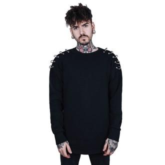 sweat-shirt sans capuche pour hommes - Lester - KILLSTAR, KILLSTAR