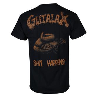 tee-shirt métal pour hommes Gutalax - Coverart - ROTTEN ROLL REX, ROTTEN ROLL REX, Gutalax