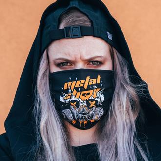 Masque METALSHOP, METALSHOP