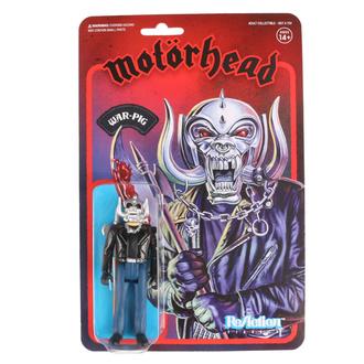 Figure Motörhead - ReAction - Warpig, NNM, Motörhead