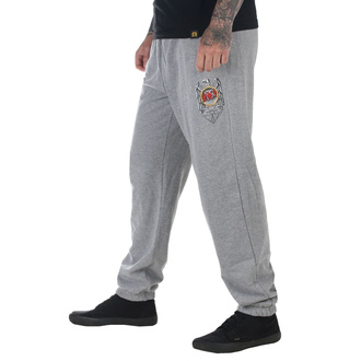 Pantalon pour hommes (survêtement) SLAYER - DIAMOND - Brillant Abysse - Hth gris, DIAMOND, Slayer