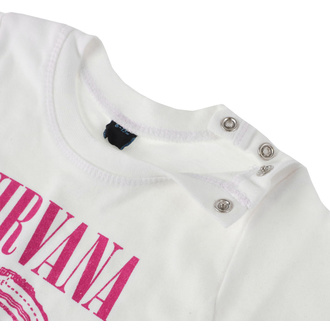 tee-shirt métal enfants Nirvana - Vestibule Toddler - ROCK OFF, ROCK OFF, Nirvana