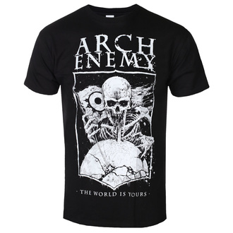 T-shirt metal pour hommes Arch Enemy - The World Is Yours - ART WORX, ART WORX, Arch Enemy