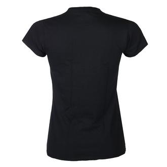 T-shirt metal pour femmes Doro - Skull & Roses - ART WORX, ART WORX, Doro