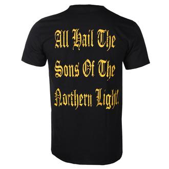 T-shirt metal pour hommes Hammerfall - Sweden Rock Northern Lights - ART WORX, ART WORX, Hammerfall