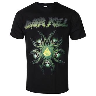 T-shirt metal pour hommes Overkill - Bat Shit Crazy - ART WORX, ART WORX, Overkill