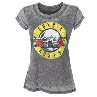 T-shirt femmes Guns N' Roses - Logo classique - ROCK OFF, ROCK OFF, Guns N' Roses