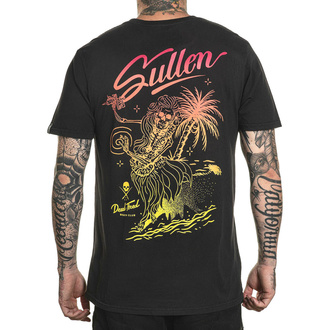 T-shirt SULLEN pour hommes - DEAD TIRED - CRU NOIR, SULLEN