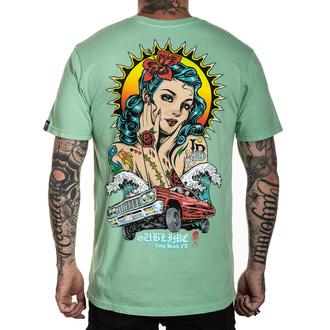 T-shirt SULLEN pour hommes - RUCA - NEPTUNE VERT, SULLEN