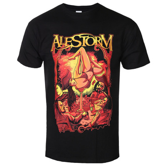 T-shirt ALESTORM pour hommes - SURRENDER THE BOOTY - PLASTIC HEAD, PLASTIC HEAD, Alestorm
