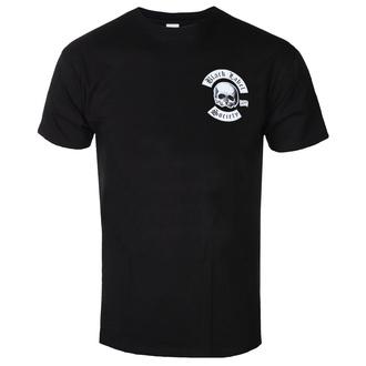 T-shirt BLACK LABEL SOCIETY pour hommes - SKULL LOGO POCKET - NOIR - PLASTIC HEAD, PLASTIC HEAD, Black Label Society