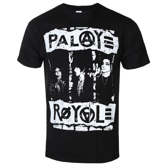 T-shirt PALAYE ROYALE pour hommes - PHOTOCOPY - PLASTIC HEAD, PLASTIC HEAD, Palaye Royale