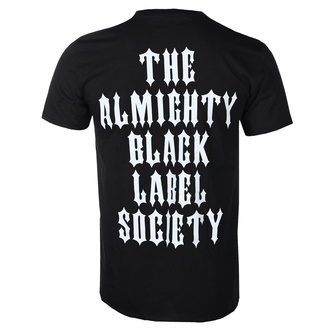 T-shirt BLACK LABEL SOCIETY pour hommes - THE ALMIGHTY (NOIR) - PLASTIC HEAD, PLASTIC HEAD, Black Label Society