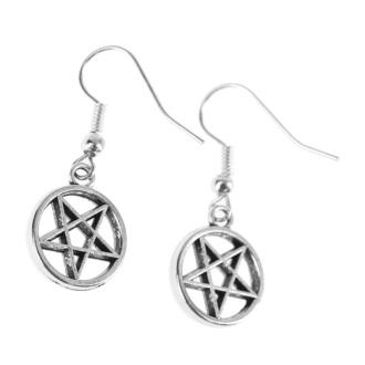 Boucles d'oreilles Pentagram, FALON