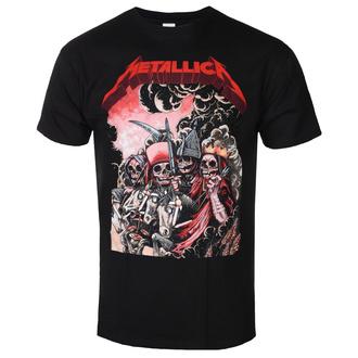 T-shirt pour hommes Metallica - Four Horsemen - Noir, NNM, Metallica