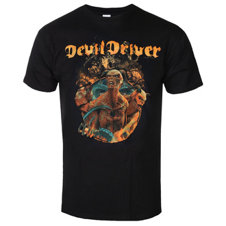 T-shirt pour hommes Devildriver - Keep Away From Me - Noir, NNM, Devildriver