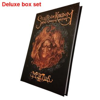 Livre (coffret cadeau) Mortiis: Secrets Of My Kingdom (Coffret de luxe signé), CULT NEVER DIE, Mortiis