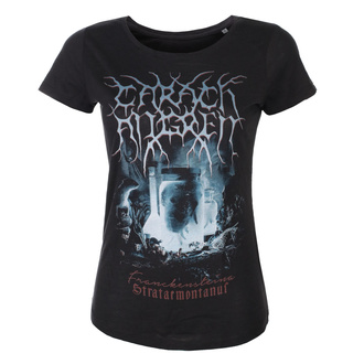 T-shirt Carach Angren pour femmes - Franckensteina Strataemontanus - SEASON OF MIST, SEASON OF MIST, Carach Angren