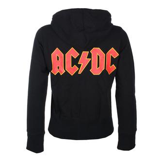 Sweat à capuche AC DC pour hommes - Logo- ROCK OFF, ROCK OFF, AC-DC