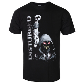 T-shirt Disturbed pour hommes - Up Yer Military - ROCK OFF, ROCK OFF, Disturbed