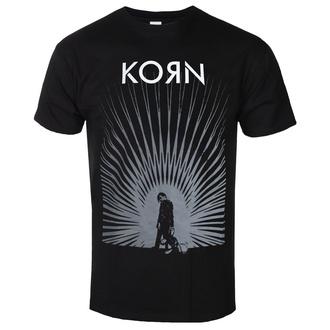 T-shirt pour hommes Korn - Radiate Glow - ROCK OFF, ROCK OFF, Korn