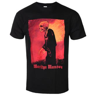 T-shirt  pour hommes Marilyn Manson - Madmonk - ROCK OFF, ROCK OFF, Marilyn Manson