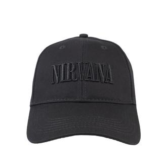 Casquette Nirvana - Text Logo - ROCK OFF, ROCK OFF, Nirvana