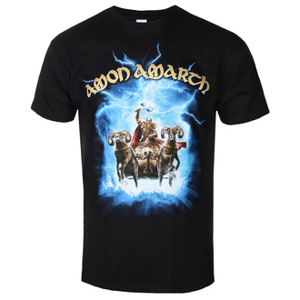 T-shirt AMON AMARTH pour hommes - CRACK THE SKY - PLASTIC HEAD, PLASTIC HEAD, Amon Amarth