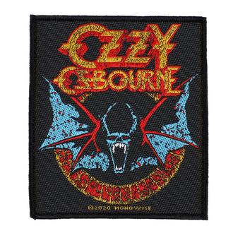 Patch Ozzy Osbourne - Bat - RAZAMATAZ, RAZAMATAZ, Ozzy Osbourne