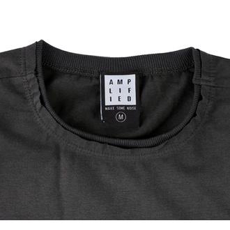 T-shirt pour hommes THE CURE - LIPS - CHARBON DE BOIS - AMPLIFIED, AMPLIFIED, Cure
