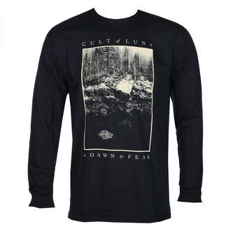 T-shirt à manches longues pour hommes Cult of Luna - Cliff - Noir - INDIEMERCH, INDIEMERCH, Cult of Luna