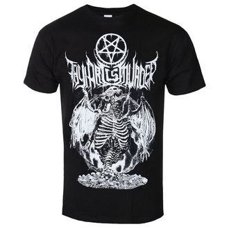 T-shirt Thy Art Is Murder pour hommes - Winged Creature - Noir - INDIEMERCH, INDIEMERCH, Thy Art Is Murder