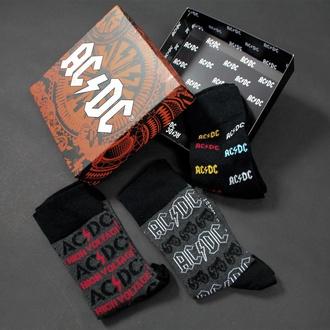 Chaussettes (3 paires) AC DC, CERDÁ, AC-DC