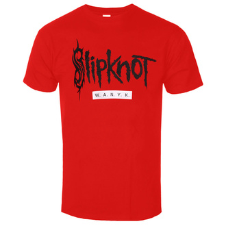 T-shirt pour hommes Slipknot - WANYK - ROCK OFF, ROCK OFF, Slipknot