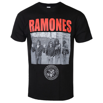 T-shirt Ramones pour hommes - Cage Photo - ROCK OFF, ROCK OFF, Ramones