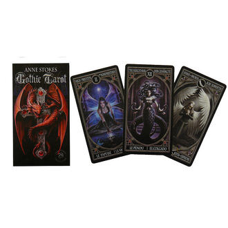 cartes de tarot Anne Stokes - Gothic Tarot, ANNE STOKES