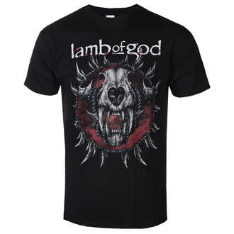 T-shirt Lamb Of God pour hommes - Radial - ROCK OFF, ROCK OFF, Lamb of God