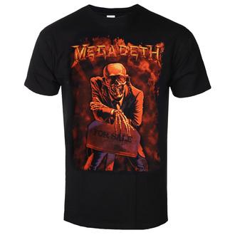 T-shirt pour hommes Megadeth - Peace Sells - ROCK OFF, ROCK OFF, Megadeth