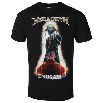 T-shirt pour hommes Megadeth - Removing, ROCK OFF, Megadeth