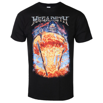 T-shirt pour hommes Megadeth - Countdown To Extinction - ROCK OFF, ROCK OFF, Megadeth