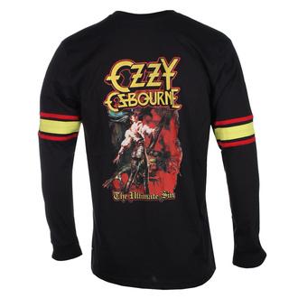 Pull pour hommes à manches longues 686 - Ozzy Osbourne - Noir, 686, Ozzy Osbourne