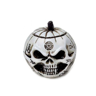Décoration ALCHEMY GOTHIC - Pumpkin Skull, ALCHEMY GOTHIC