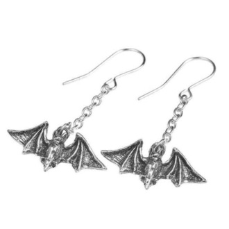 Boucles d'oreilles ALCHEMY GOTHIC - Kiss The Night, ALCHEMY GOTHIC