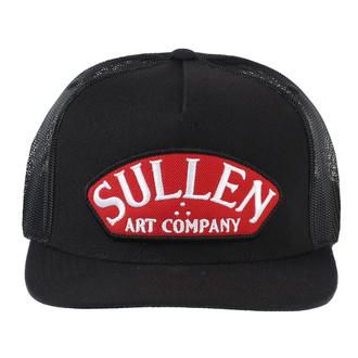 Casquette SULLEN - PIT STOP - NOIR, SULLEN
