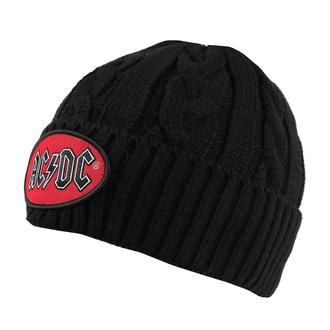 Bonnet AC DC - Logo Oval - ROCK OFF, ROCK OFF, AC-DC