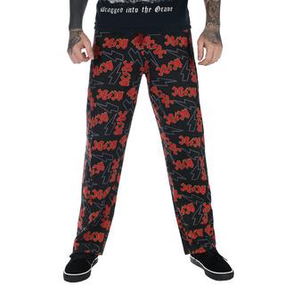 Pantalon (pantalons de survêtement) pour hommes AC DC - UWEAR, UWEAR, AC-DC