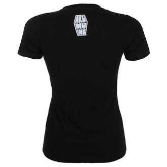 T-shirt pour femmes AKUMU INK - The Upside Down: Hatter, Akumu Ink