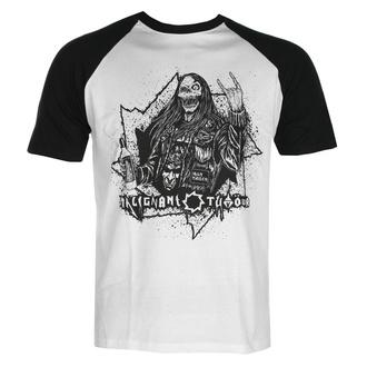 T-shirt MALIGNANT TUMOUR pour hommes - Funky - BLANC NOIR, NNM, Malignant Tumour