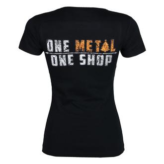 T-shirt pour femmes METALSHOP - Santa, METALSHOP